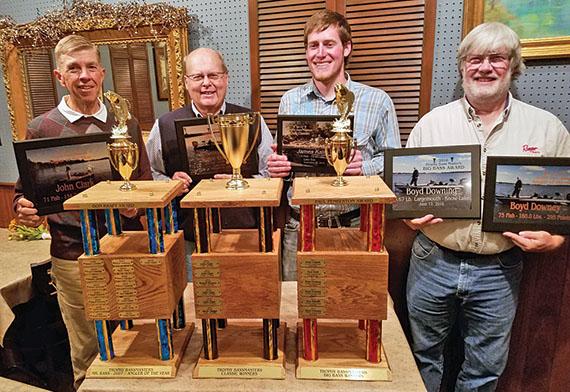 Bassmaster awards