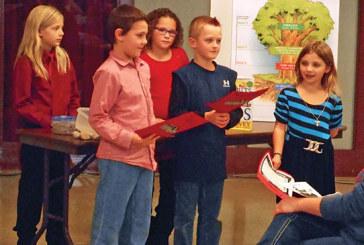 Students display leadership skills
