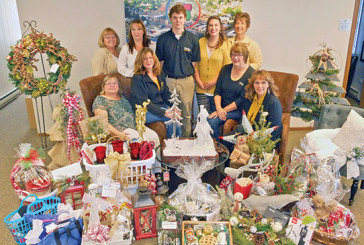 Christmas Around the Square to feature auction of baskets