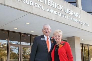 Ohio Northern dedicates collaborative learning center