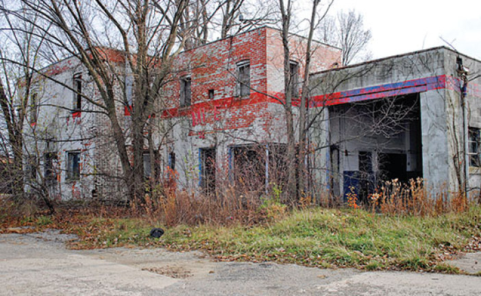 Days may be outnumbered for former gas station south of Ada