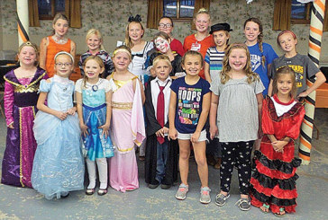 Dunkirk Girl Scouts plan and host Halloween Party