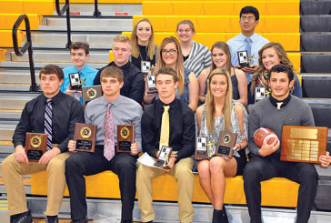 HN hands out fall sports awards