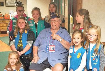 Remembering veterans