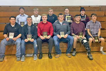 Kenton has seven football players honored by WBL