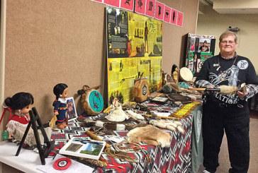 Wyandot Indian Nation topic at Kappa-Lambda meeting