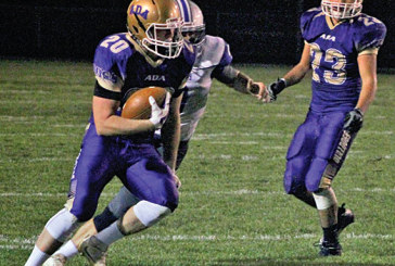 Ada struggles on offense in second half of playoff loss