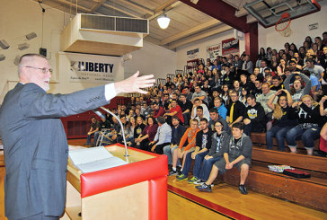 KHS grad and OSU provost encourages students to focus on their classes