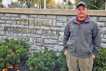 Ridgemont grad takes over as golf course superintendent