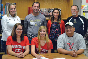 BL's Crosby to compete at YSU