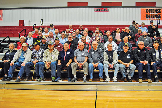 USV honors vets featured