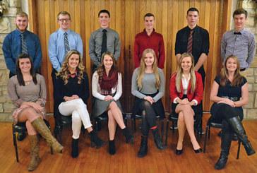 Kenton Elks Lodge honors Teens of the Month