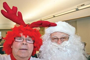 Ada Kiwanis, Rotary have Christmas luncheon