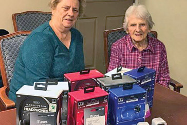 iPod Shuffles donated to Blanchard House