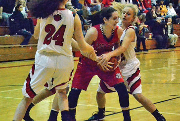 Lady 'Cats dialed in from long distance in win over Chieftains