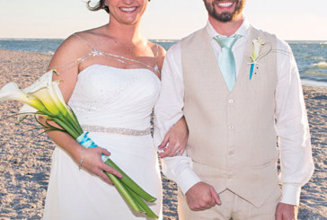 Sharp, Rhoades marry