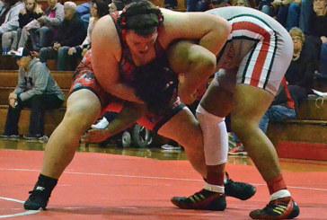 Wildcat grapplers drop league tri-match to Van Wert, Shawnee