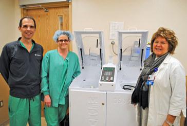 Improvements underway to HMH endoscopy department