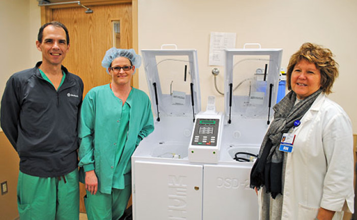 Improvements underway to HMH endoscopy department