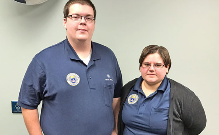 Ada couple lead recruitment efforts for Civil Air Patrol