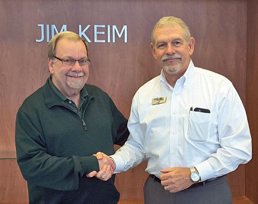 Jim Keim Ford >> Dealership Sold Kenton Times