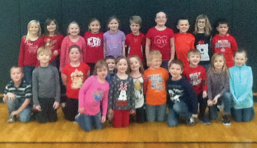 HN students of month