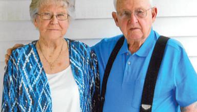 Mr and Mrs Walter Albert
