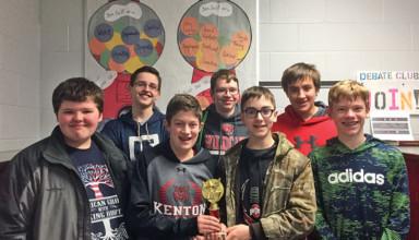 KMS wins quiz bowl
