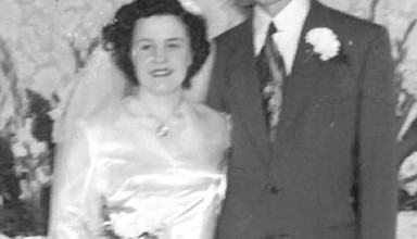 Melba Jean and Clarence Hensel