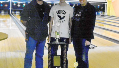 Top youth bowler