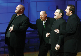 World champion a cappella quartet Crossroads to perform in Fostoria