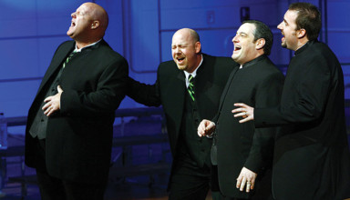 World champion a cappella quartet Crossroads to perform in Fostoria