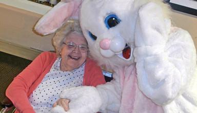 Easter Bunny-Hardin Hills