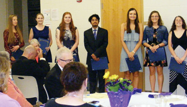 Kiwanis scholarships
