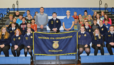 Grant to Riverdale FFA