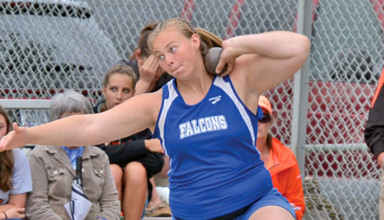 State-qualifying throw featured