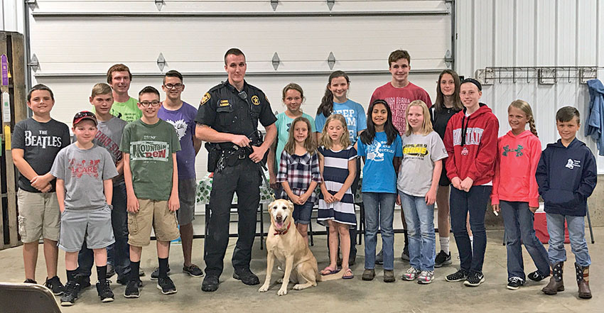 Boots and Buckles with K9