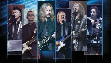 The members of Styx