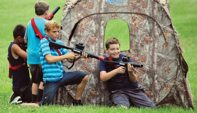 More fun at Kids Day