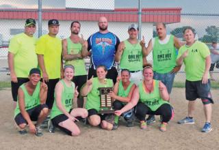 Adult league champs