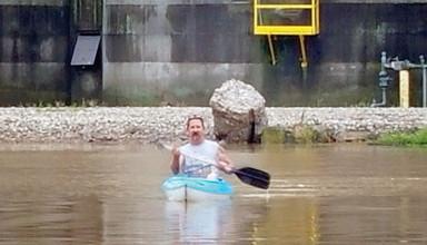 Kayaking in Alger