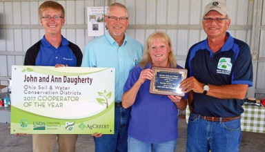 Conservation award featured