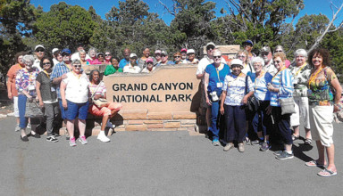 Council on Aging trips