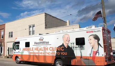 ONU mobile clinic