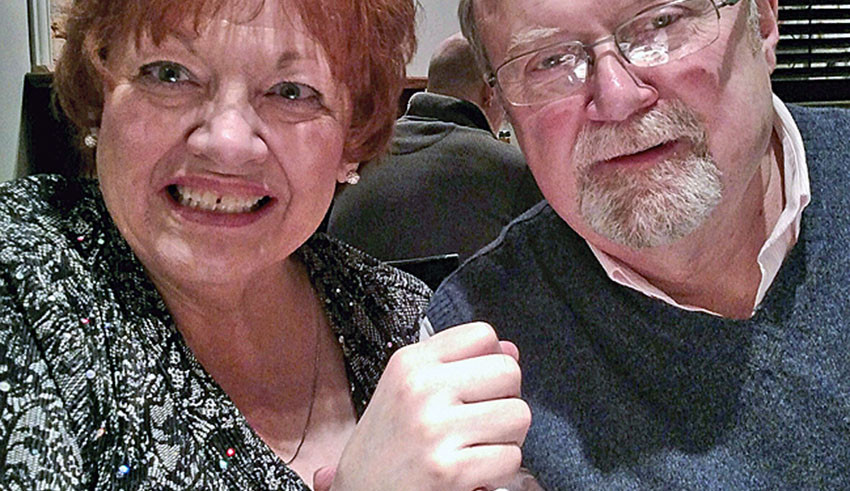 Judi and Jim Candler