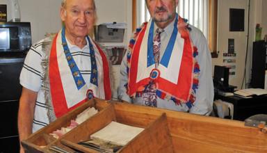 Dunkirk treasure chests