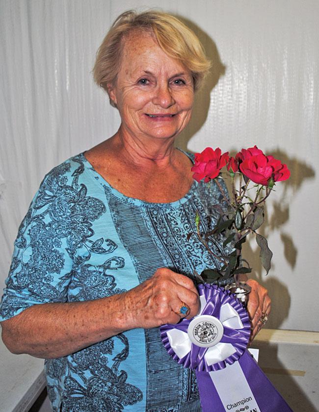 Rose winner