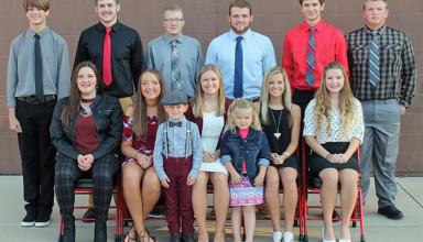 USV homecoming court