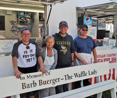 Waffle legacy