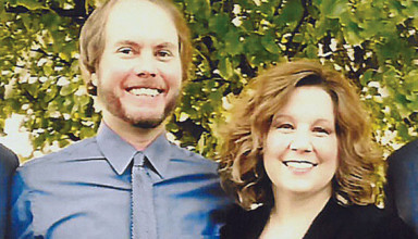 Darrin and Sara Reese featured